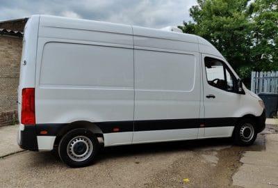 2019 Mercedes Sprinter 314 CDi L2 H2 Freezer Van For Sale