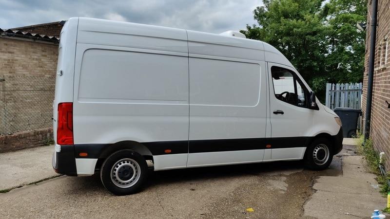 2019 Mercedes Sprinter 314 CDi L2 H2 Fridge Van For Sale